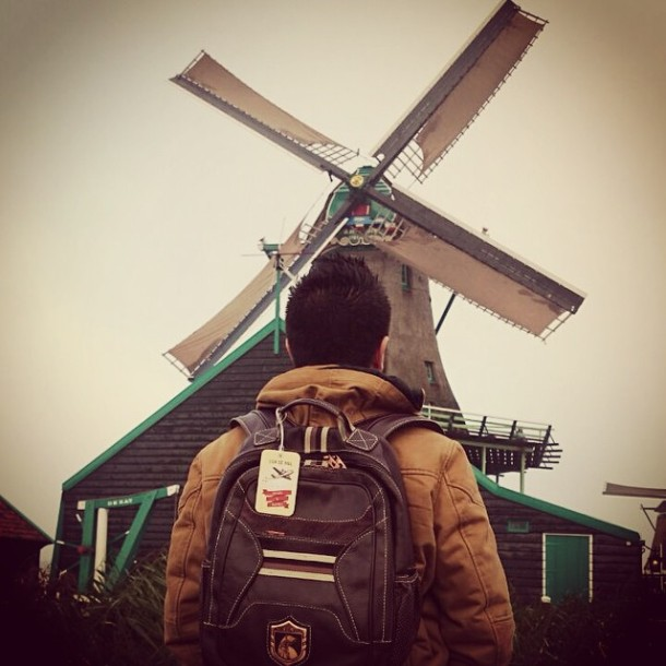 Zaanse Schans! #nordweg #honeymoon