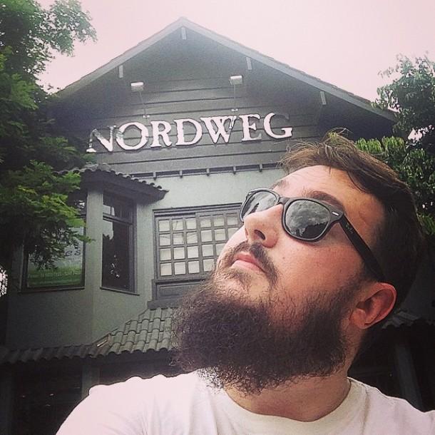 Conhecendo um dos nossos patrocinadores! #nordweg @nordweg