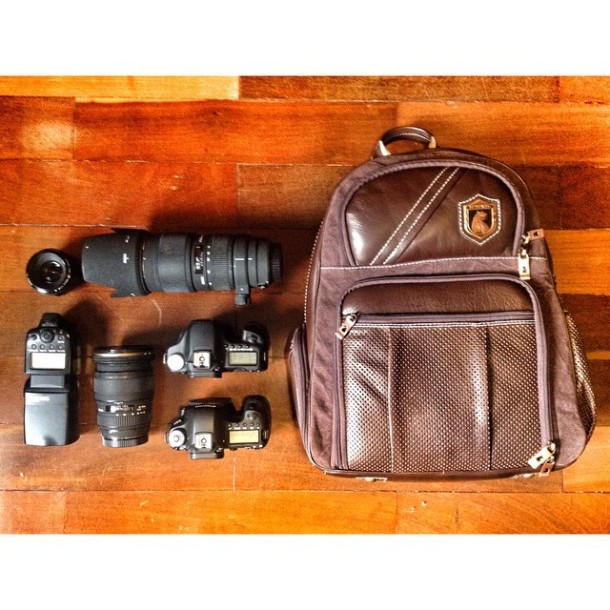 My gear today! @nordweg @canonusa @sigma #photooftheday #gear #equipamento #fotografia #canon #sigma #nordweg #studiobr1 #brunobatistaphotography