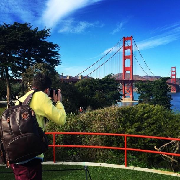 Fui ver meus arquivos para revelar algumas fotos e acabei achando esta perdida no meio de muitas, por desconhecer sua existência, tive que postar. Saudades de San Francisco! #nordweg